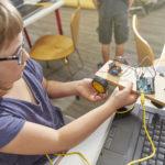 Building Aduino-programmed motors