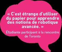 Perspectives des jeunes de Canada 2067