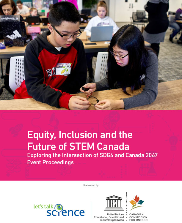 Equity, Inclusion and the Future of STEM